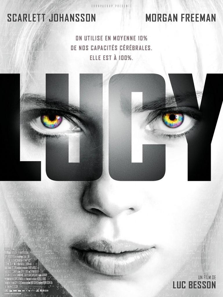 دانلود فیلم Lucy 2014 لوسی با دوبله فارسی